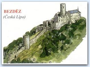 Замок Бездез (Bezdez)