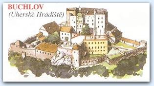 Замок Бухлов (Buchlov)