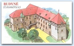 Замок Будыне (Budyne)