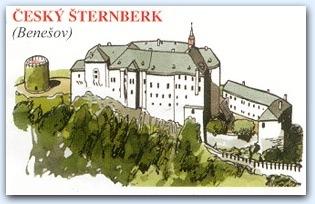 Замок Чешский Штернберк (Cesky Sternberk)