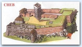 Замок Хеб (Cheb)