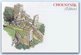 Замок Хоустник (Choustnik)