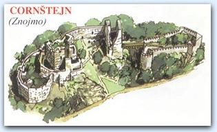 Замок Цорнштейн (Cornstejn)