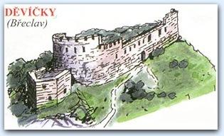 Замок Девички (Devicky)