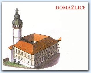 Замок Долмажлице (Domazlice)