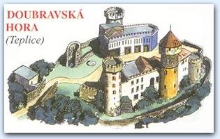Замок Доубравска Гора (Doubravska Hora)