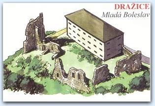 Замок Дражице (Drazice)