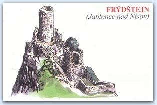 Замок Фридштейн (Frydstejn)