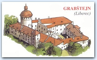 Замок Грабштейн (Grabstejn)