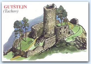 Замок Гутштейн (Gutstejn)