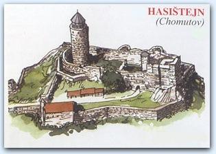 Замок Гасиштейн (Hasistejn)