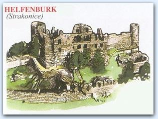 Замок Гельфенбурк (Helfenburk u Bavorova)