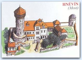 Замок Гневин (Hnevin)