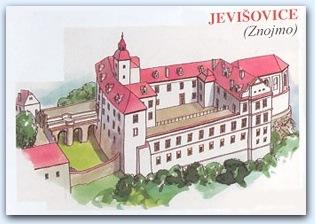 Замок Евишовице (Jevisovice)