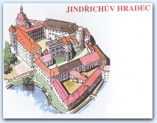 Замок Йиндржихув-Градец (Jindrichuv Hradec)