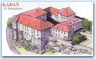 Замок Кадань (Kadan)