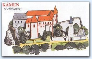 Замок Камен (Kamen)