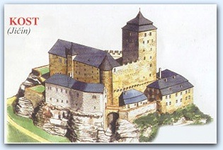 Замок Кост (Kost)