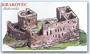 Замок Краковец (Krakovec)