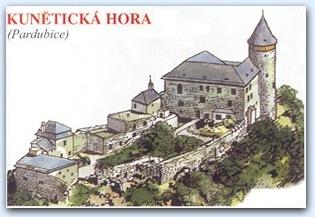 Замок Кунетицка Гора (Kuneticka Hora)