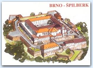 Замок Шпилберк (Brno-Spilberk)