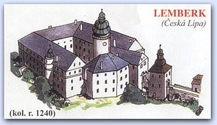 Замок Лемберк (Lemberk)