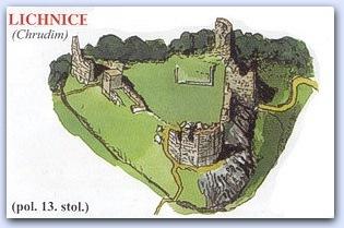 Замок Лихнице (Lichnice)