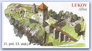 Замок Луков (Lukov)