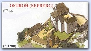 Замок Острог (Ostroh (Seeberg))