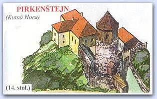 Замок Пиркенштейн (Pirkenstejn)