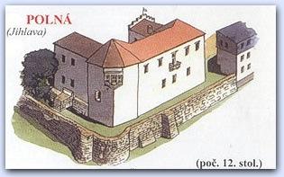 Замок Польна (Polna)