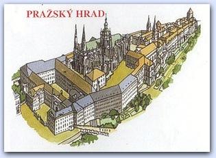 Замок Пражский Град (Prazsky Hrad)