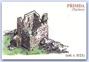 Замок Пршимда (Primda)