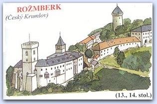 Замок Рожмберк (Rozmberk)