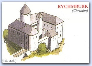 Замок Рыхмбурк (Rychmburk)