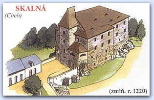 Замок Скальна (Skalna)