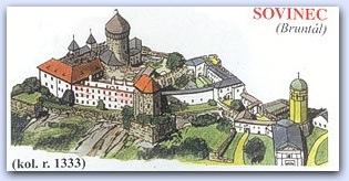Замок Совинец (Sovinec)