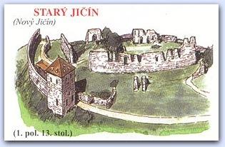 Замок Старый Йичин (Stary Jicin)
