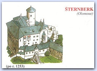Замок Штернберк (Sternberk)