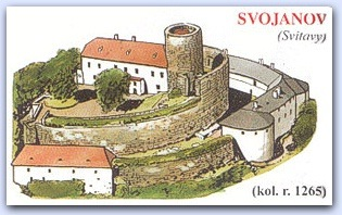 Замок Своянов (Svojanov)