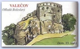 Замок Валечов (Valecov)