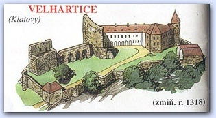 Замок Велхартице (Velhartice)