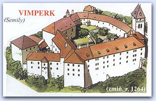 Замок Вимперк (Vimperk)
