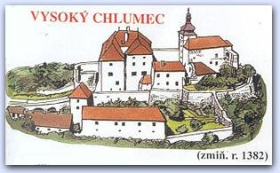 Замок Высокий Хлумец (Vysoky Chlumec)