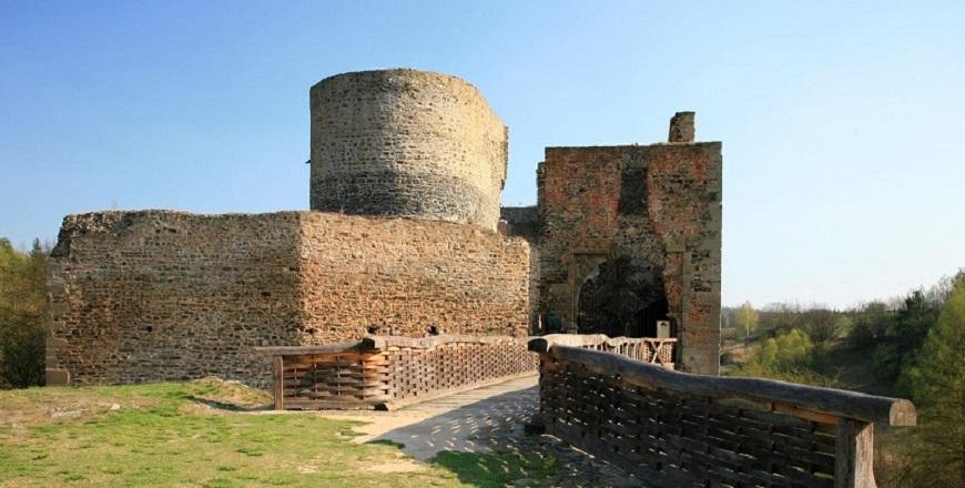 Крепость Краковец/ Krakovec – место, где служил мессу и Ян Гус