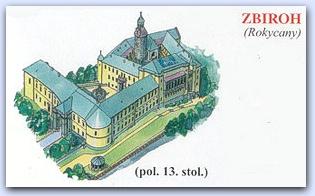 Замок Збирог (Zbiroh)