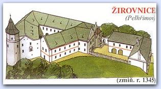 Замок Жировнице (Zirovnice)
