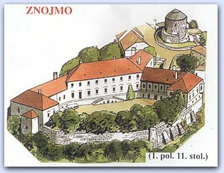 Замок Зноймо (Znojmo)
