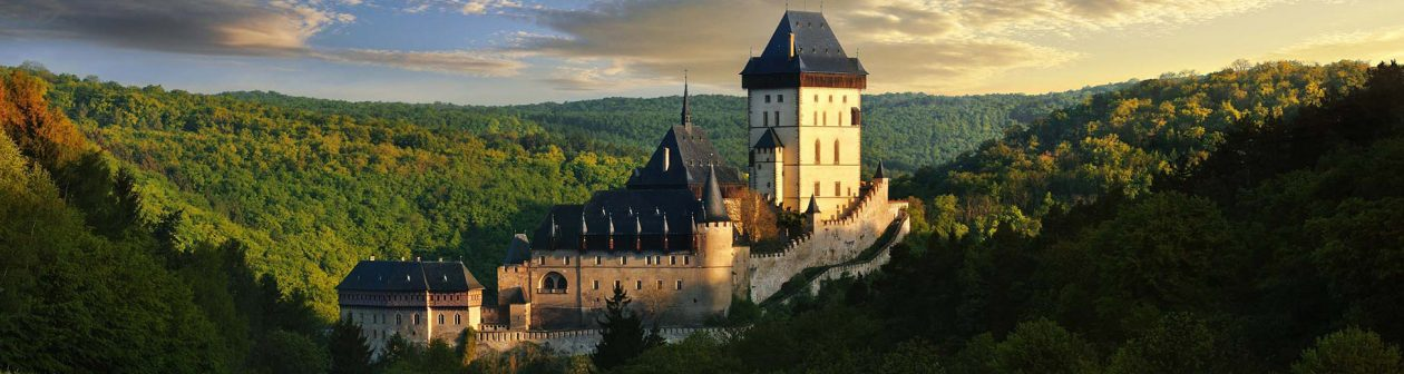 Замок Нове Грады (Nove Hrady)