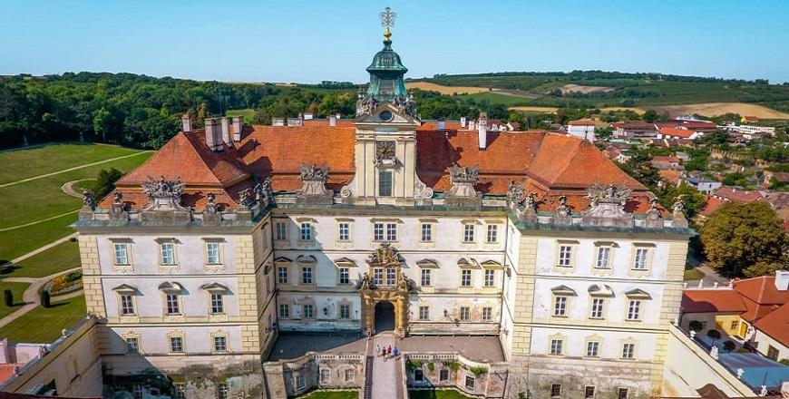Замок Валтице / Valtice